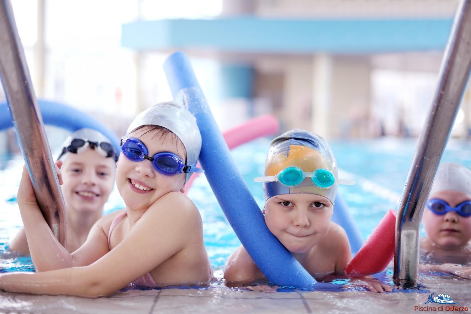 Scuola nuoto bambini e ragazzi piscina di oderzo - Corsi per neonati in piscina ...